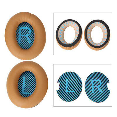 Replacement Earpads Ear Pad Pads Cushion for  BOSE Quietcomfort 2 QC2 QC15 #K