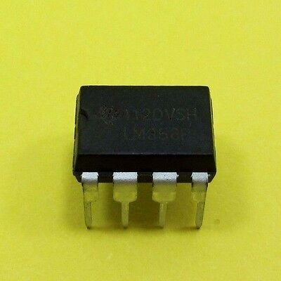 Dual Operational Amplifier DIP-8 LM358P LM358 LM358N Audio IC