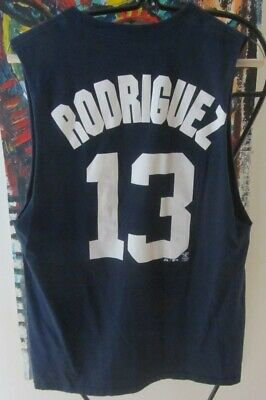 a956d9b475a87 NEW YORK YANKEES Sleeveless Vintage 1903 Jersey By Csa Adult Large ...