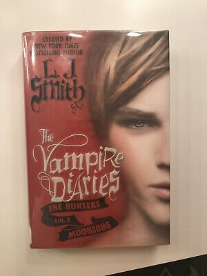 Vampire Diaries the Hunters: Moonsong 2 by L. J. Smith (2012, Hardcover)