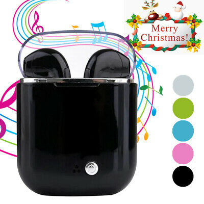 Bluetooth Wireless Earphone Headphone For iPhone Android Samsung Earbuds Airpods