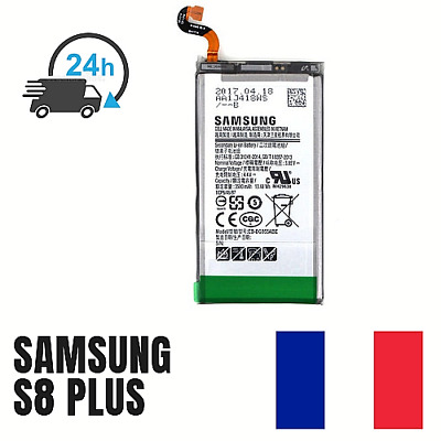 Batterie Pour Samsung Galaxy S8 Plus Sm-G955F Qualite D'origine