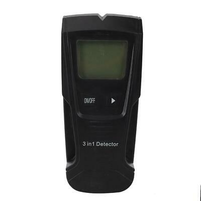 1 PC 3 in 1 LCD Stud Wood Wall Center Finder Scanner Metal AC Live Wire Detector