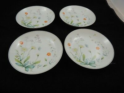 Norleans China Elaine Japan Soup Bowls Set of 4   7.75""