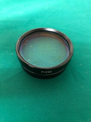 Carl Zeiss F=200 48mm Objective Lens for Surgical Microscope