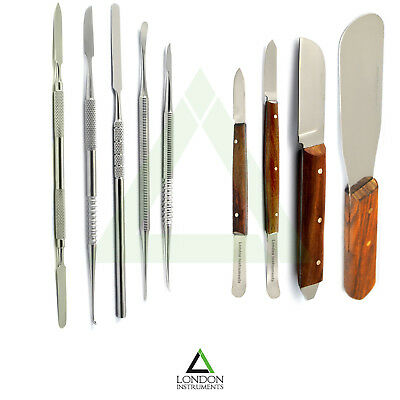 Wax & Modelling Knifes & Carvers Mixing Instruments Dental Lab Technician