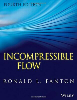 [PDF] Incompressible Flow by Ronald L. Panton - Instant Email Delivery