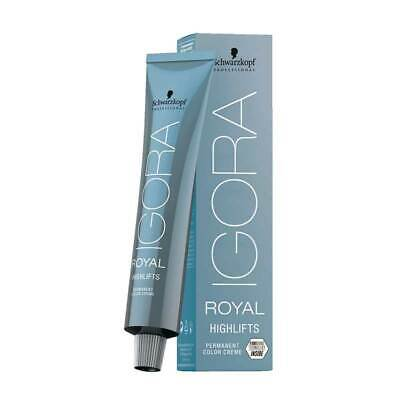 Schwarzkopf Igora Royal Highlifts 60 ml 10-1 Haarfarbe Ultrablond