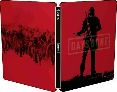 Days Gone PS4 Steelbook Case ONLY (No Game)
