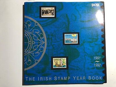 1991 1992 Irlanda Ireland EIRE Libro Yearbook Year Irish Cinderella S/S LE 5500