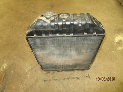 Ford 5610, 6610, 7610 Radiator in Good Condition