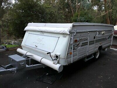 Jayco Swan Camper 2004 Model Real Clean Unit