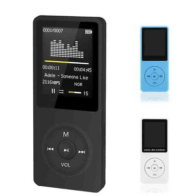 Playback Sport MP3 MP4 Player Lossless Music Video Radio Recorder Portable