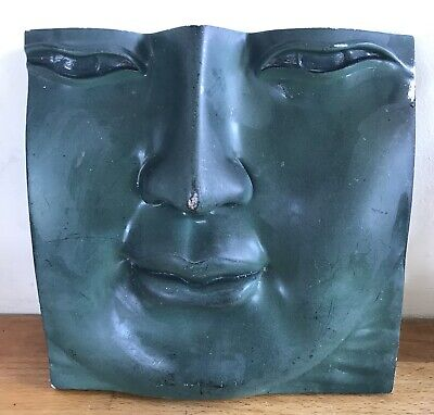 latex mould for making THIS LOVELY BUDDHA PLAQUE