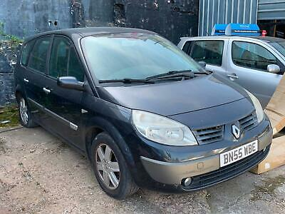 Renault Grand Scenic 1.6 Dynamique 7 Seater, 1 Pre Owner + Spares Or Repairs !!!