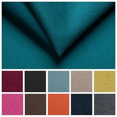 Alaska Velvet Velour Plain Soft Shimmer Sofa Furnishing Upholstery Fabric