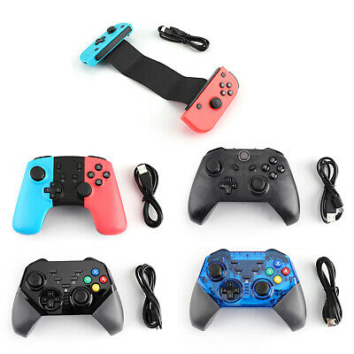 Wireless Handheld/Grip Game Remote Controllers For Nintendo Switch Pro*