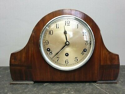 Vintage Garrard 8 Day Westminster Chiming Mantle Clock