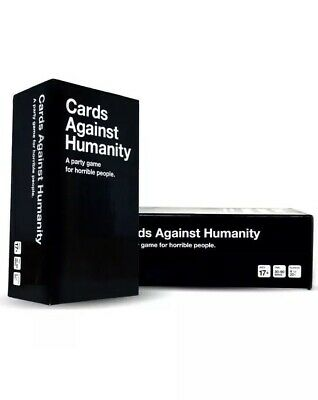 NEW Cards Against Humanity UK Edition Board Playing  Party Card Game2.0