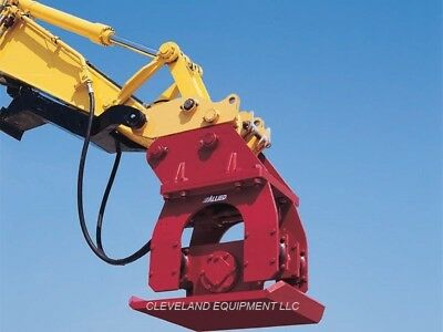 ALLIED HO-PAC 400B VIBRATORY COMPACTOR ATTACHMENT Takeuchi Cat Excavator Tamper