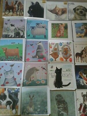 50 Mix S Cards, Wholesale Joblot Greeting Cards