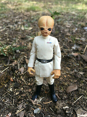 Custom Star Wars imperial alien officer Solo rogue one vey bad guy