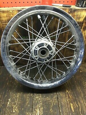 HARLEY DAVIDSON SPORTSTER REAR WHEEL oem ITEM# 3785 - $79 99