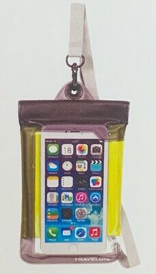 info for f4ffc 2720e TRAVELON WATERPROOF Pouch Dry Bag Airtight Iphone Camera Phone ...