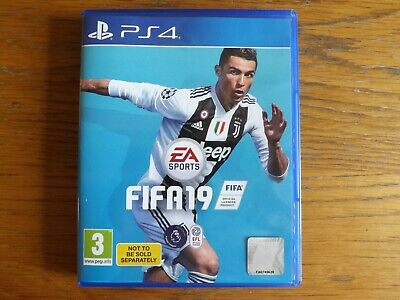 FIFA 19: Standard Edition for PlayStation 4 (PS4) - VGC + QUICK DISPATCH!