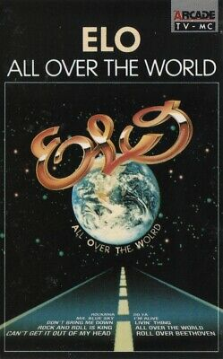 Electric Light Orchestra Original Cassette Tape ELO All Over The World 1987