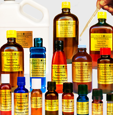 TOP SELLING Essential Oils 1 oz to 32 oz - ONE STOP SHOP - 100% Pure & Natural