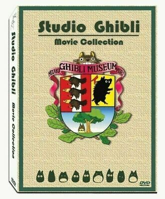 Studio Ghibli Collection DVD  Brand New & Free Postage