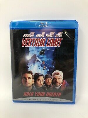 VERTICAL LIMIT (Blu-ray Disc, 2007) FACTORY SEALED