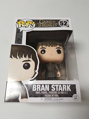 Funko Pop! Game of Thrones Bran Stark #52 Vinyl Figure