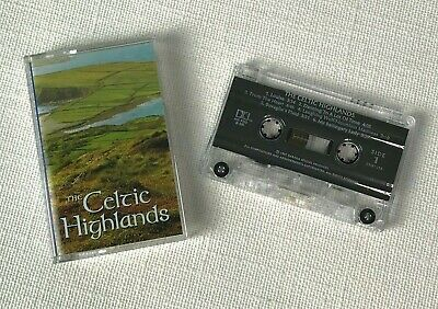 Celtic Highlands Tape Cassette NARADA Instrumentals for Hallmark Music 1997