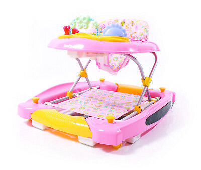 Love N Care Rock N Walk Baby Walker Candy