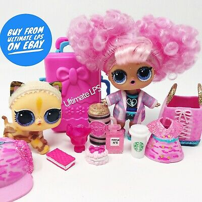 LOL Surprise Dolls AGENT BABY & AGENT KITYY PET Excl. BIG SURPRISE * NEW