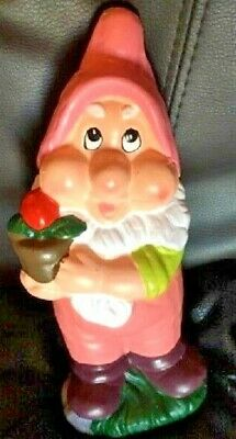 Latex Gnome Mould Mould Crafts Gifts Garden Ornament