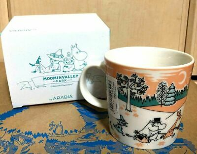 New 2019 Arabia Moomin Valley Park Japan Limited Moomin Mug tracking number