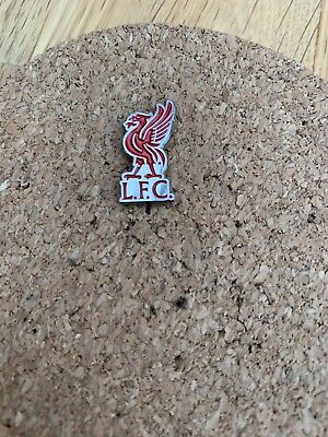 "LIVERPOOL Badge Football Club FC Supporters Enamel Pin ""LIVERBIRD LARGE No.8"""