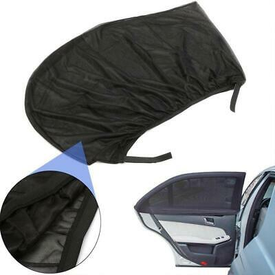 4Pcs Car Sunshade Protector Screen Cover  For Auto Sun Shade Front Rear Window