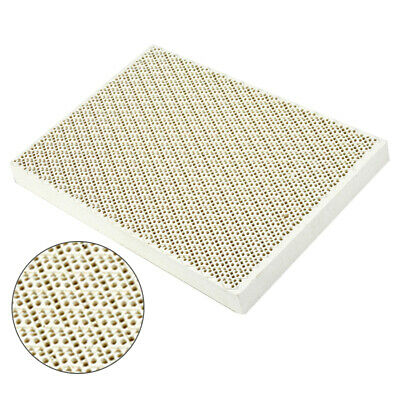 135mmx 95mmx13mm Soldering Board Ceramic for Honeycomb Solder Block Heating