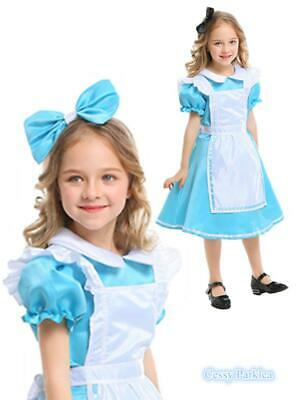 CK492 Belle Sparkle Princess Beauty /& The Beast Girls Book Week Dress Up Costume