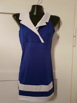 boutique Damen Kleid mit Kragen Gr.S No.4/3
