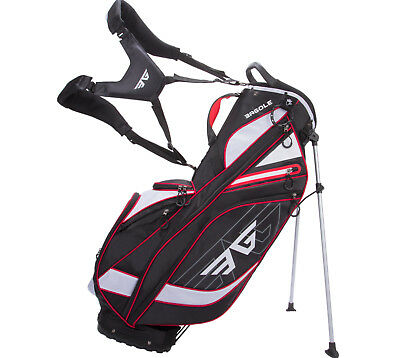 EG Eagole Super light 4.3 Lbs, 8 Pockets Golf Stand Bag one cooler pouch