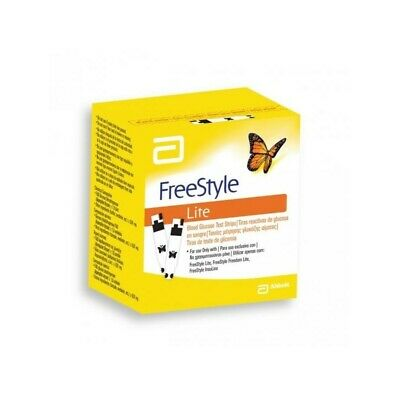 FREESTYLE LITE Strips For The Control Of Blood Glucose - Package 25