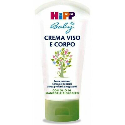 HIPP baby Soothing Cream For Face And Body 75 ml