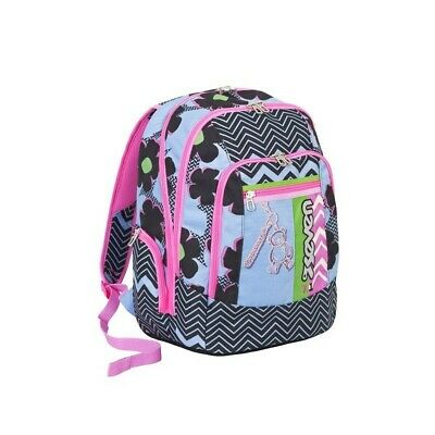SEVEN school backpack advanced sunflower pink lilac