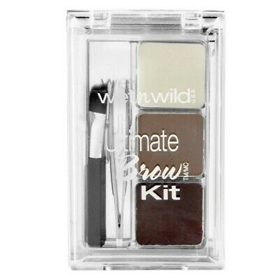 WET N WILD ultimate brow - eyebrow kit e963 ash brown