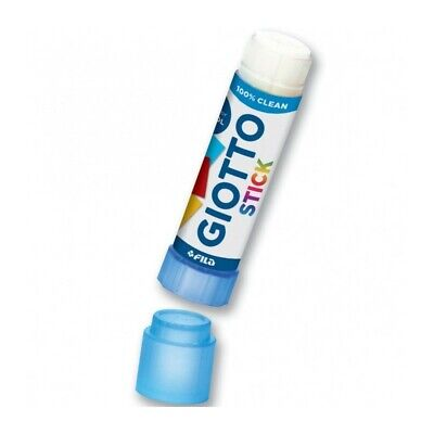 GIOTTO stick glue pack of 30 pcs of 10 gr